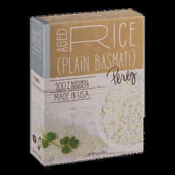 Pereg Aged Rice Plain Basmati