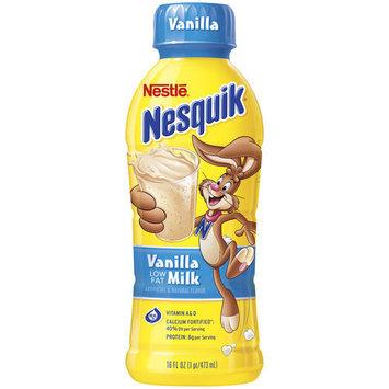 Nestle Nesquik Low Fat Vanilla Milk