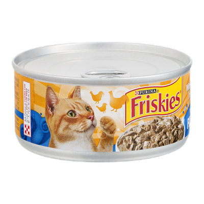 Purina Friskies Prime Filets with Chicken in Gravy Cat Food