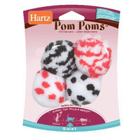 Hartz Pom Poms Cat Toy