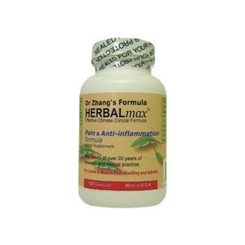Dr. Zhangs Formulas HERBALmax Pain & Inflammation Formula