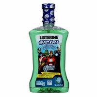 LISTERINE Smart Rinse Anticavity Fluoride Rinse Mint Shield