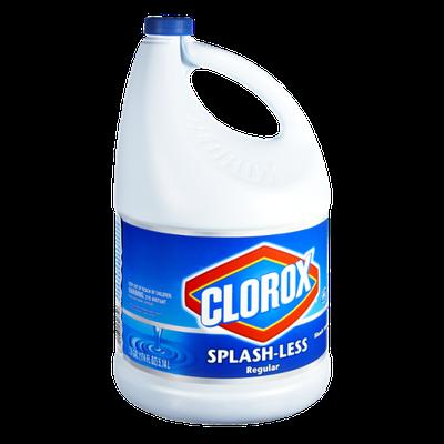 Clorox Splash Less Regular Bleach Reviews