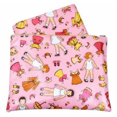 SugarBooger Jumbo Splat Mat, Paper Doll