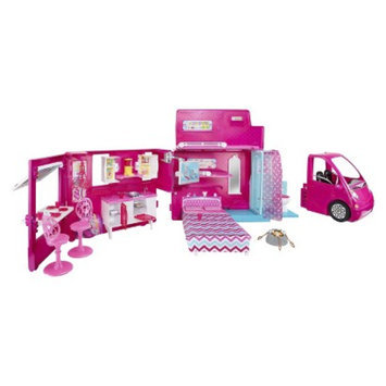 Barbie Sisters Life in the Dreamhouse Camper Playset