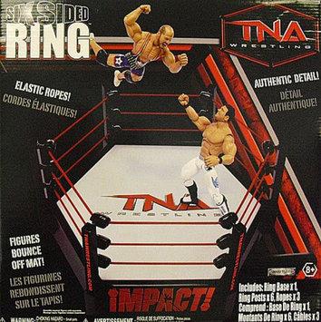 Tna TNA 6 Sided Wrestling Ring Playset
