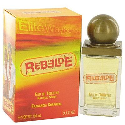 Rebelde by Rebelde for Kids - 3.4 oz EDT Spray