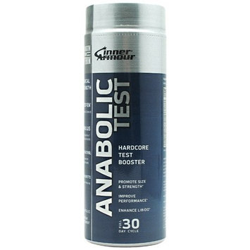 Inner Armour Blue - Anabolic Test - 120 Capsules