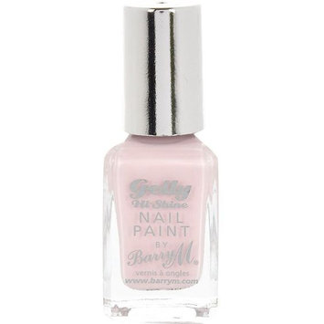 Barry M Gelly Hi-Shine Nail Paint - Rose hip
