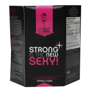 FitMiss Ignite Women's Pre-Workout + Energy Booster Grape