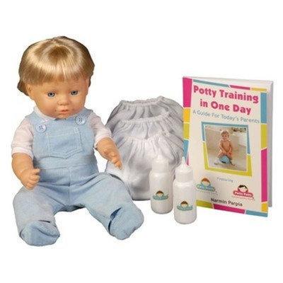 Mom Innovations Potty Training in One Day - The Potty Scotty Kit