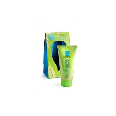 Kiss My Face: Pore Shrink Deep Cleansing Mask, 2 oz
