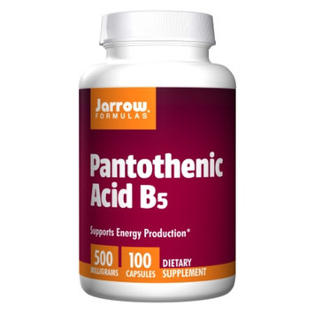 Jarrow Formulas Pantothenic Acid