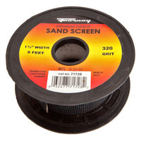 Forney 71728 Sand Screen 320-Grit 1-1/2-Inch-by-9-Feet Roll