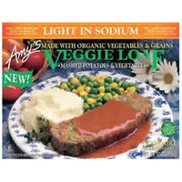 Amy's Kitchen Light In Sodium Organic Vegetable Meat Loaf