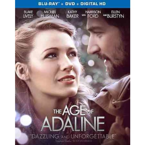 The Age Of Adaline (Blu-ray/DVD) [The Age Of Adaline Blu-ray/DVD]