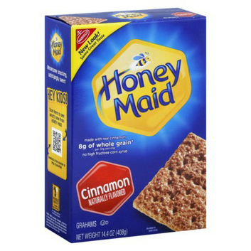 Nabisco Honey Maid Cinnamon Graham Crackers