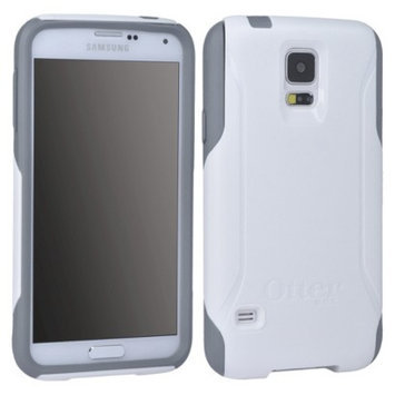Otterbox Commuter Cell Phone Case for Samsung Galaxy S5 - White