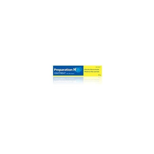 Canadian Preparation H Ointment with Bio-dyne HUGE 75 Gram size. Bio-Dyne, a natural yeast cell extract, is The Models' secret for younger looking eyes.