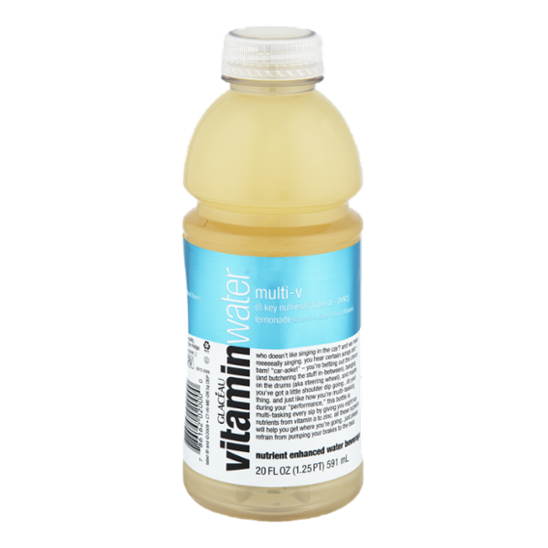 vintaminwater Multi-V Lemonade