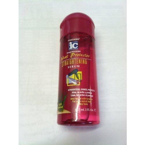 Fantasia IC Heat Protector Straightening Serum 2 Oz. []