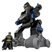 Fisher-Price Imaginext DC SuperFriends Bat Bot Toy Vehicle Set
