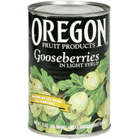 Oregon Fruit Products Oregon Fruit Gooseberries In Light Syrup