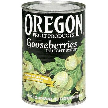 Oregon Fruit Products Oregon Fruit Gooseberries In Light Syrup