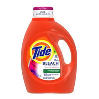 Tide Vivid White + Bright Mountain Spring Scent Liquid Laundry Detergent