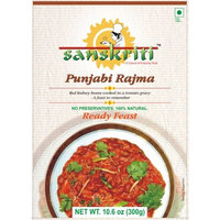 Sanskriti Punjabi Rajima, 10.56-Ounce Packages (Pack of 10)