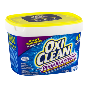 Oxi Clean with Odor Blasters Classic Clean Scent - 57 Loads