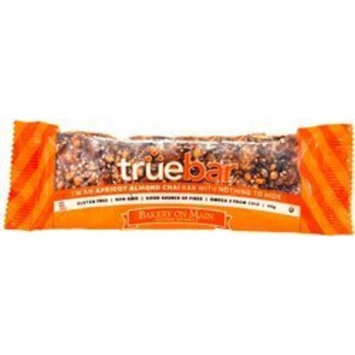 Bakery On Main True Bar Apricot Almond Chai 1.40 Ounces (Case of 12)