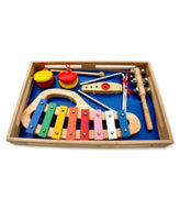 Schoenhut Band In a Box 1 Ages 3+