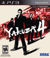 Yakuza 4 (Playstation 3)