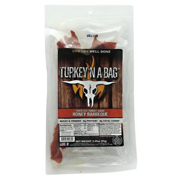 Runnin' Wild Foods Runnin Wild Foods 5850016 Turkey N A Bag Thick Cut Honey Barbeque
