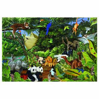 Outset Media Two by Two Puzzle: 2000 Pcs Ages 10+, 1 ea
