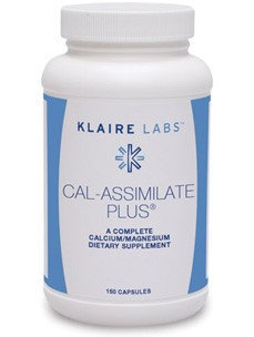 Klaire Labs, Cal-Assimilate Plus 150 Capsules