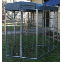 Options Plus Quick Kennel Series 8x4 foot Folding Kennel