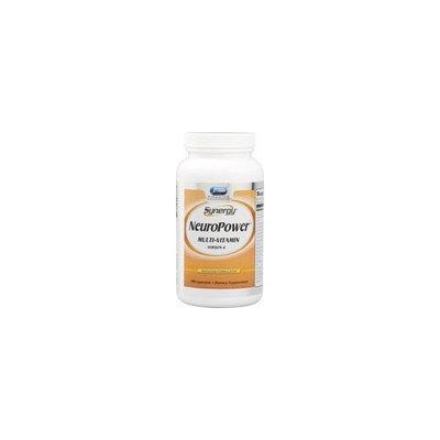 Nutraceutical Sciences Institute  NSI Vitacost Synergy NeuroPower Multi-Vitamin -- 180 Capsules
