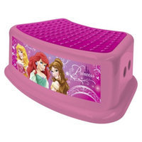 Disney Step Stool:  Princess Step Stool