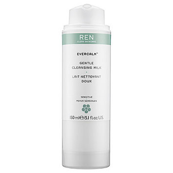 REN Evercalm Gentle Cleansing Milk, 5.1 fl oz