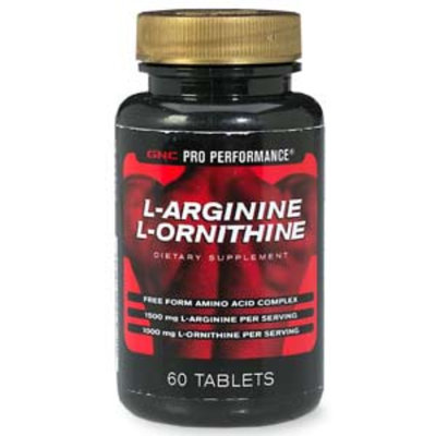 GNC Pro Performance L-Arginine L-Ornithine