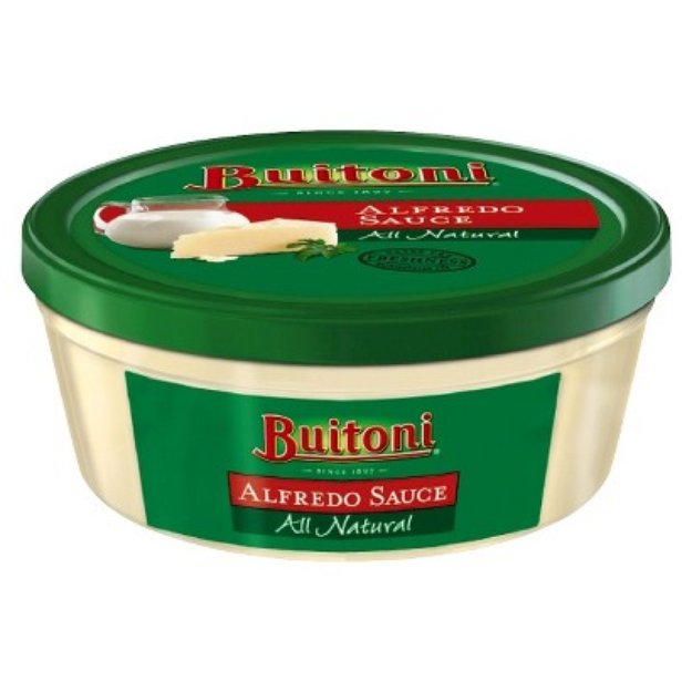 Buitoni All Natural Alfredo Sauce 10 oz