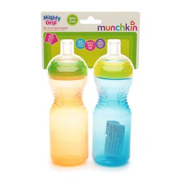 Munchkin Mighty Grip Sippy Sport Bottles