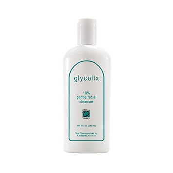 Glycolix 10% Gentle Facial Cleanser 8 oz