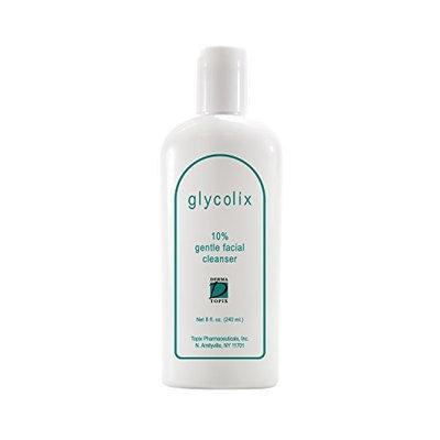 Glycolix 10% Gentle Facial Cleanser 8 oz