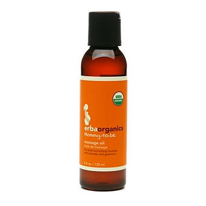 Erbaorganics Mommy-to-be Massage Oil