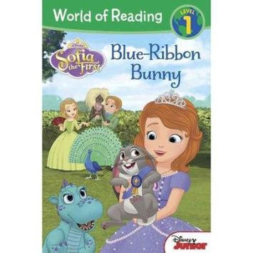 Blue Ribbon Bunny