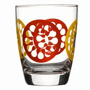 Sagaform Set of Four Juicy Drink Glasses