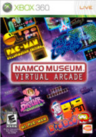 BANDAI NAMCO Games America Inc. Namco Museum Virtual Arcade